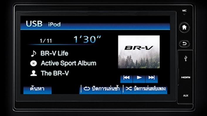 Honda BR-V Public 2020 Interior 006