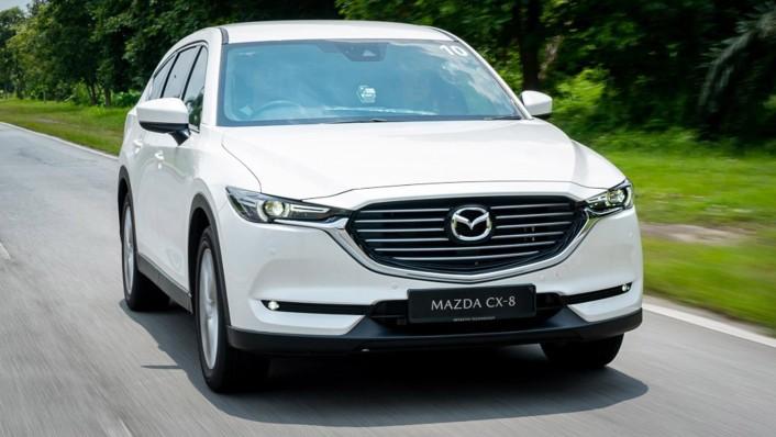Mazda CX-8 Public 2020 Exterior 004