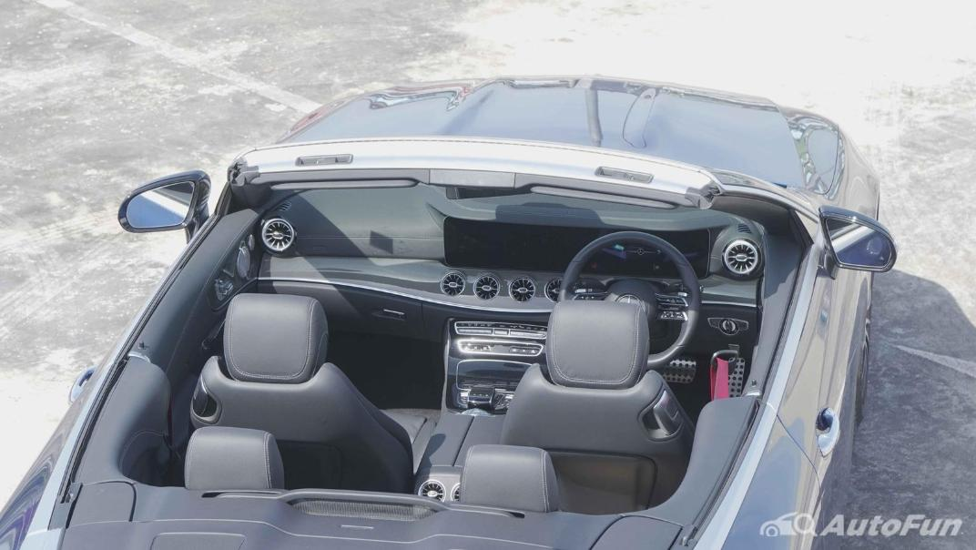 2021 Mercedes-Benz E-Class Cabriolet E 200 AMG Dynamic Exterior 028