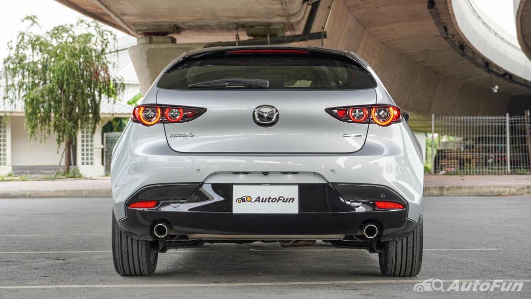 2020 Mazda 3 Fastback 2.0 SP Sports Exterior 006