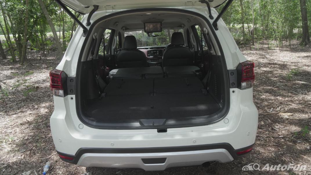 2021 Nissan Terra 2.3 VL 4WD Interior 063
