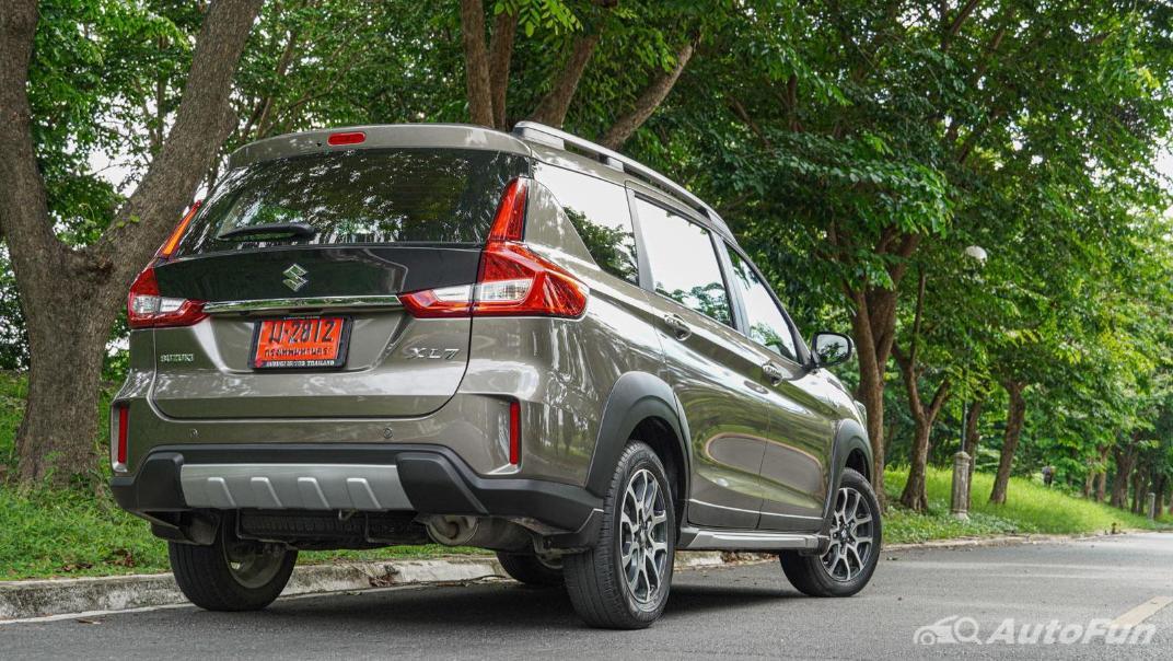 2020 1.5 Suzuki XL7 GLX Exterior 009