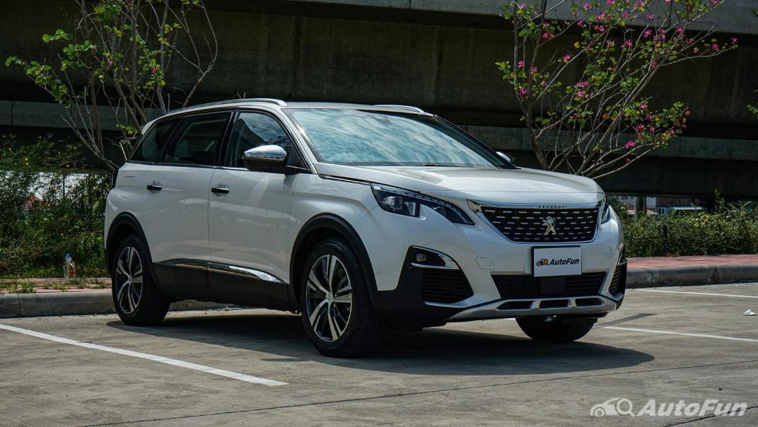2020 Peugeot 5008 1.6 Allure Exterior 003