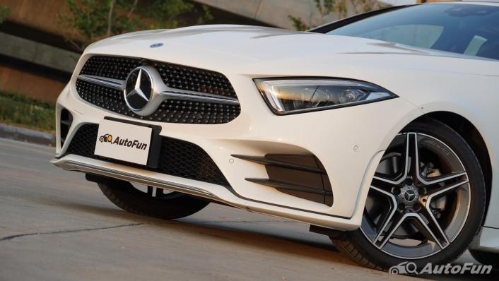 2021 Mercedes-Benz CLS 220 d AMG Premium Exterior 009