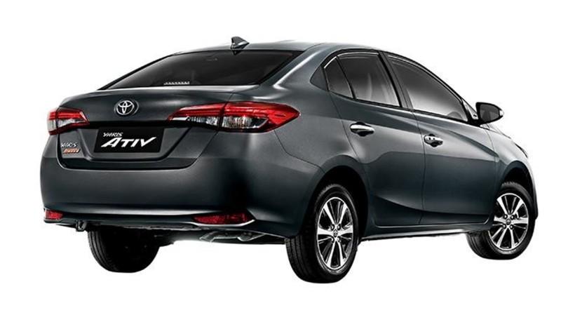 Toyota Yaris Ativ โตโยต้า ยาริส เอทีฟ