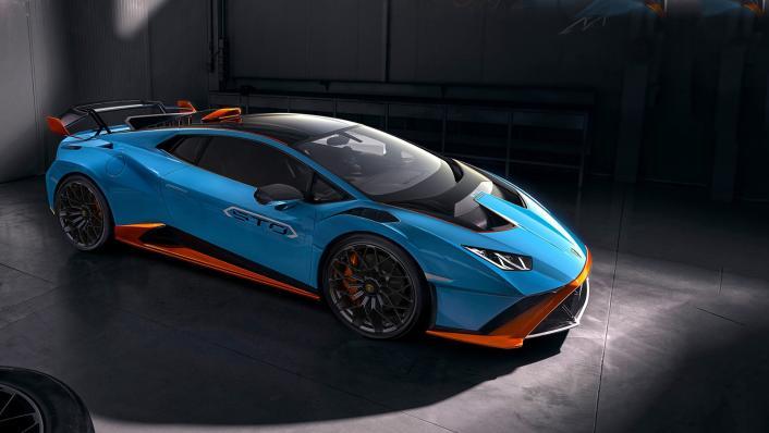 2021 Lamborghini Huracan STO Exterior 004