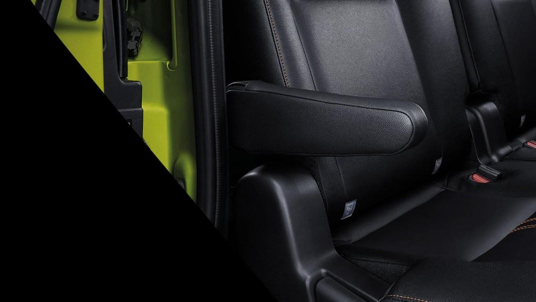 Toyota Sienta 2020 Interior 022