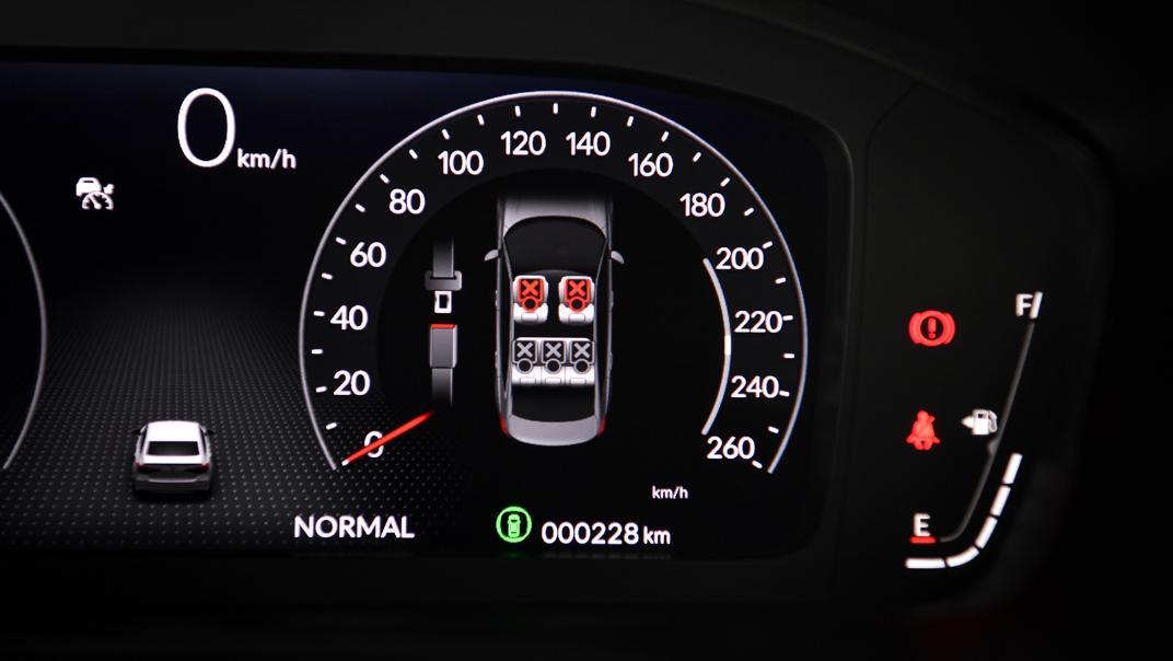 2022 Honda Civic RS Interior 050