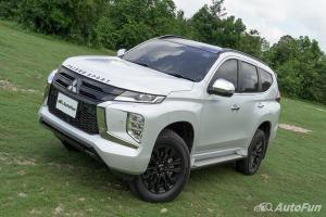 รถใหญ่ใครว่าซ่อมแพง เปิดตารางค่าบำรุง Mitsubishi Pajero Sport 5 ปีไม่เกิน 25,000 บาท