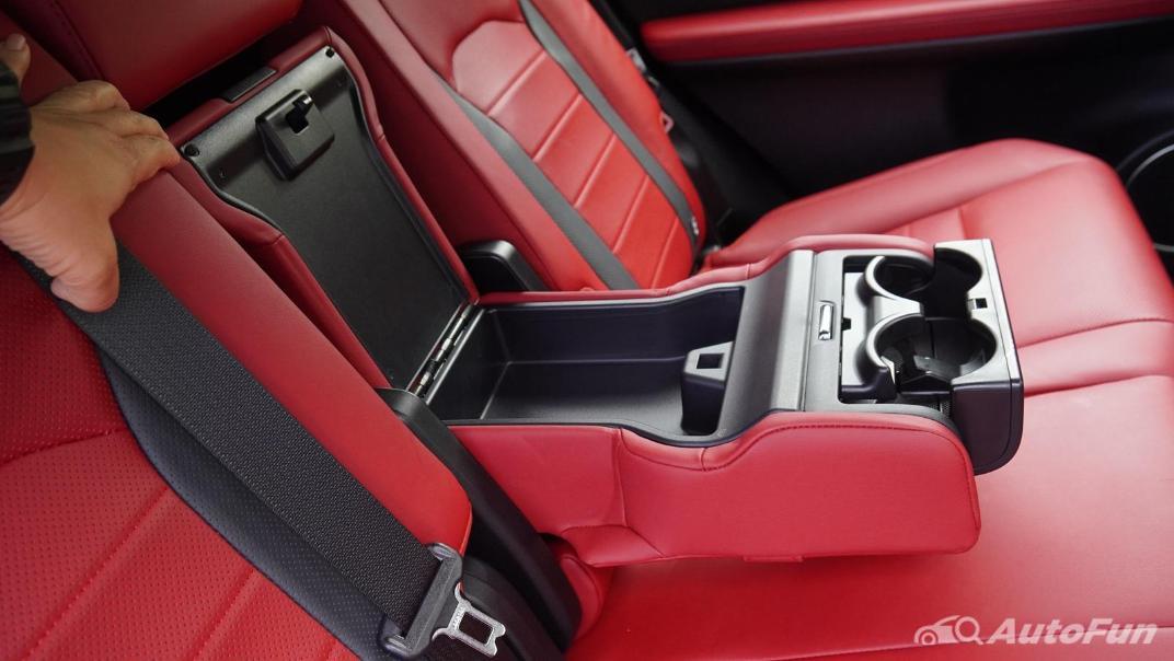 2020 Lexus RX 3.5 350 F Sport Interior 048