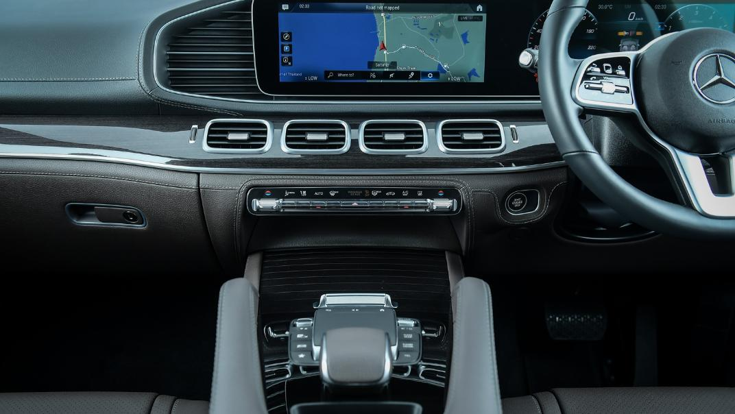 2021 Mercedes-Benz GLE-Class 350 de 4MATIC Exclusive Interior 049