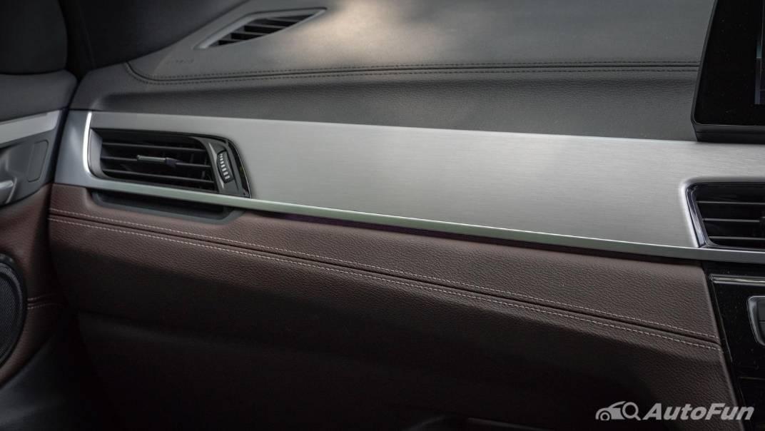 2021 BMW X1 2.0 sDrive20d M Sport Interior 011