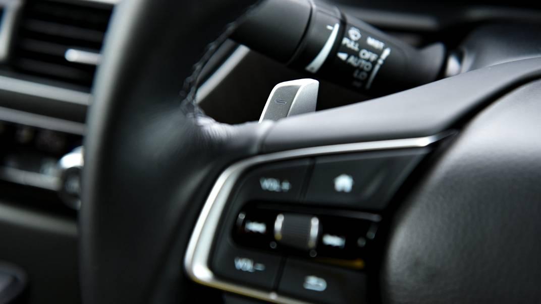 2021 Honda Accord 2.0L e:HEV EL+ Interior 008