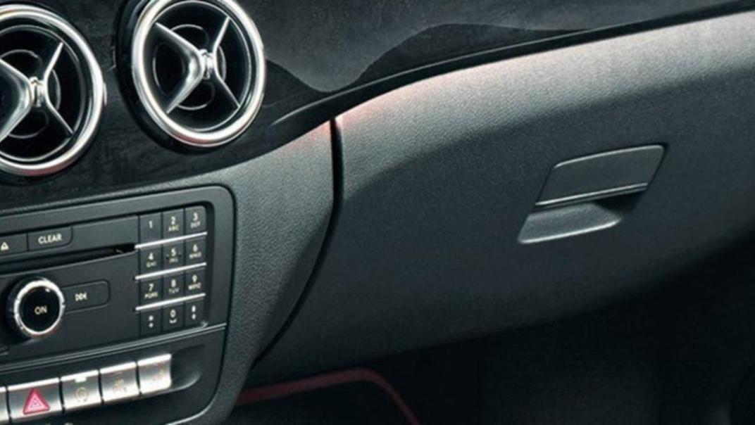 Mercedes-Benz B-Class 2020 Interior 004