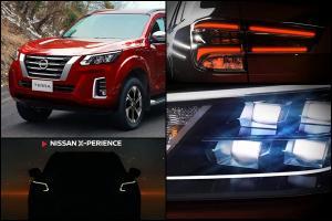 2021 Nissan Terra เผยไฟหน้า 4 เลนส์ กับไฟท้ายเป็นเส้น เปิดตัวจริง 25 พ.ย. นี้