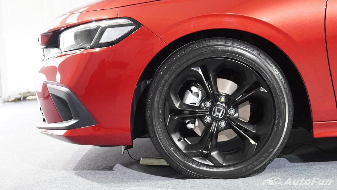 2022 Honda Civic RS Exterior 096