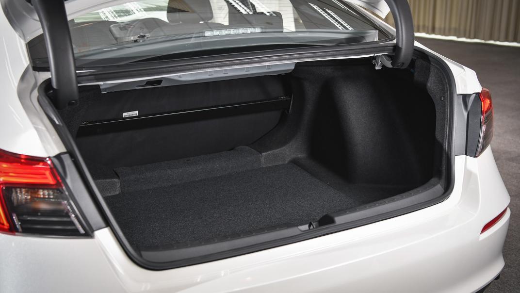 2022 Honda Civic RS Interior 097