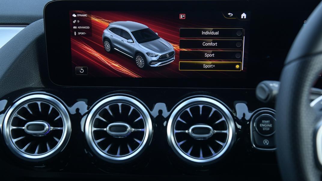 2021 Mercedes-Benz GLA-Class 35 AMG 4MATIC Interior 043