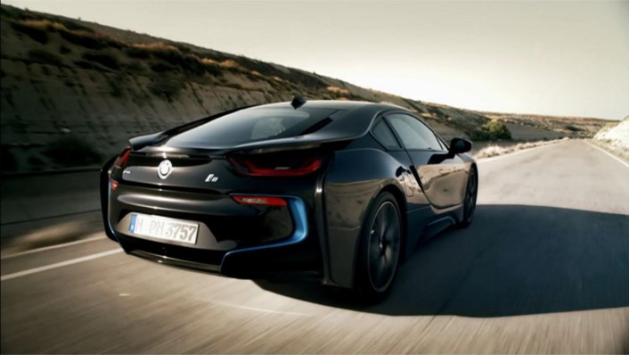 BMW I8 2020 Exterior 005