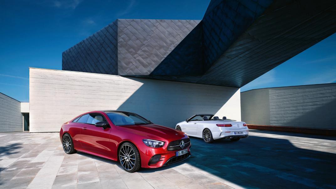 2021 Mercedes-Benz E-Class Coupe E 200 AMG Dynamic Exterior 008
