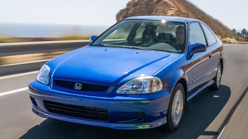 Honda Civic Coupe ตาโต 2 ประตูหนึ่งเดียวที่คุณควรรีบซื้อตอนนี้ ก่อนราคามากกว่า 3 แสน 02