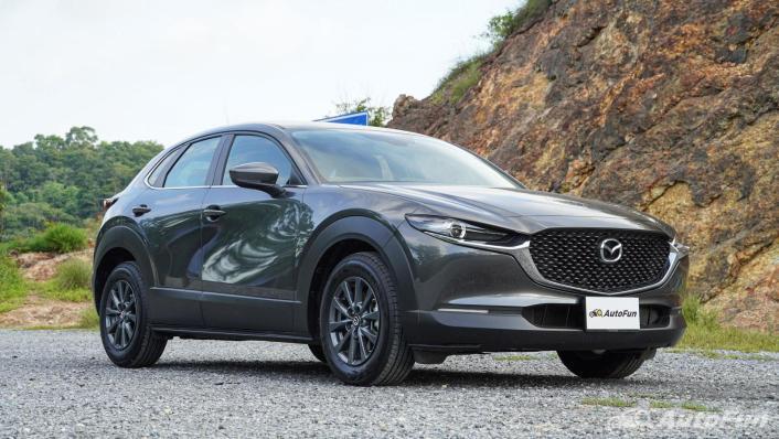 2020 Mazda CX-30 2.0 C Exterior 003