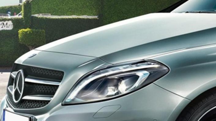 Mercedes-Benz B-Class 2020 Exterior 001