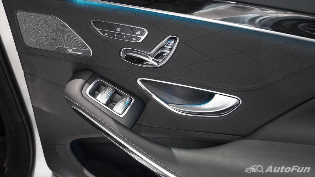 Mercedes-Benz S-Class S 560 e AMG Premium Interior 039