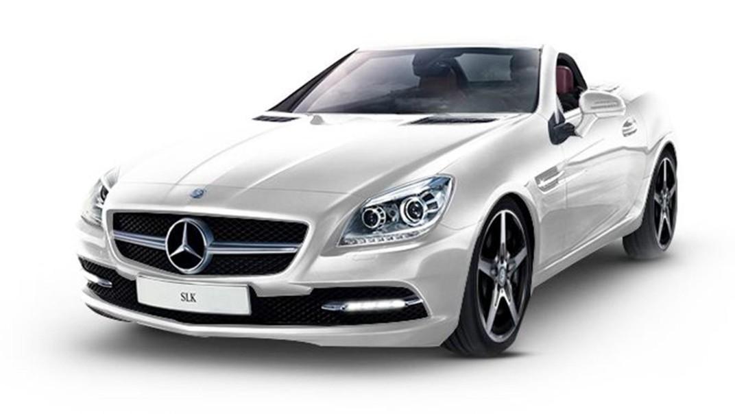 Mercedes-Benz SLK-Class 2020 Exterior 015