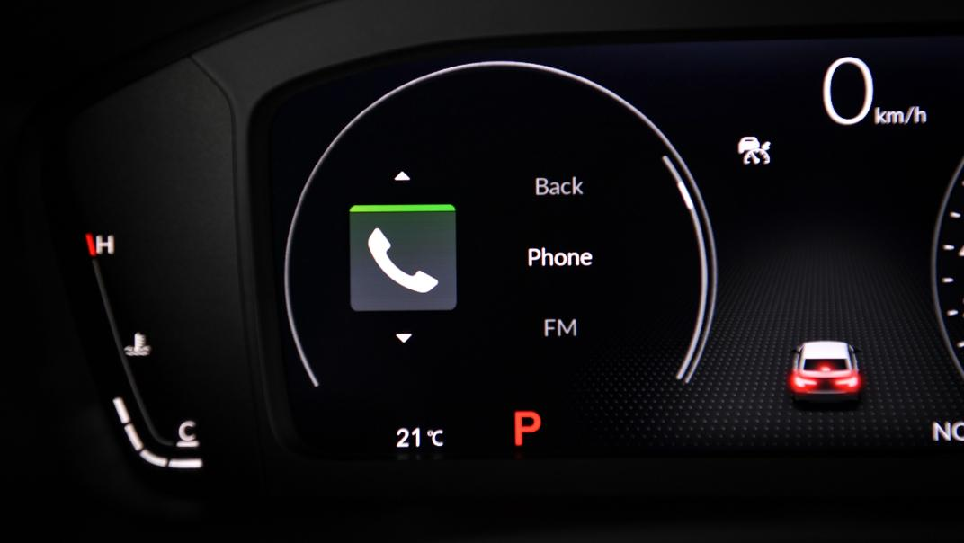 2022 Honda Civic RS Interior 044