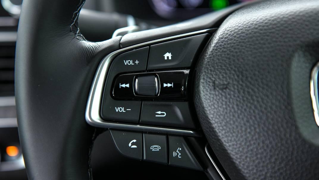 2021 Honda Accord 1.5 Turbo EL Interior 077
