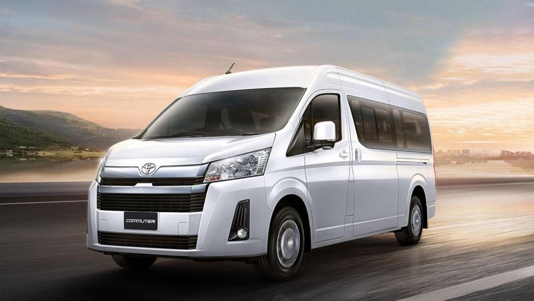 Toyota Commuter 2020 Exterior 001
