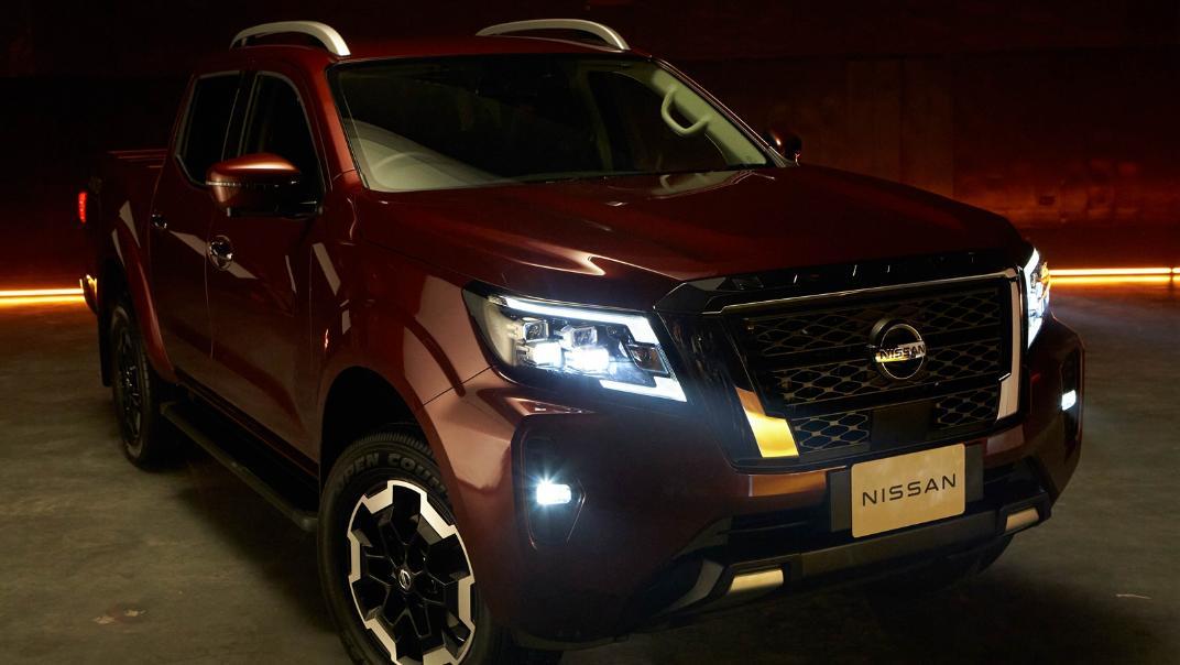 2021 Nissan Navara Double Cab 2.3 4WD VL 7AT Exterior 077