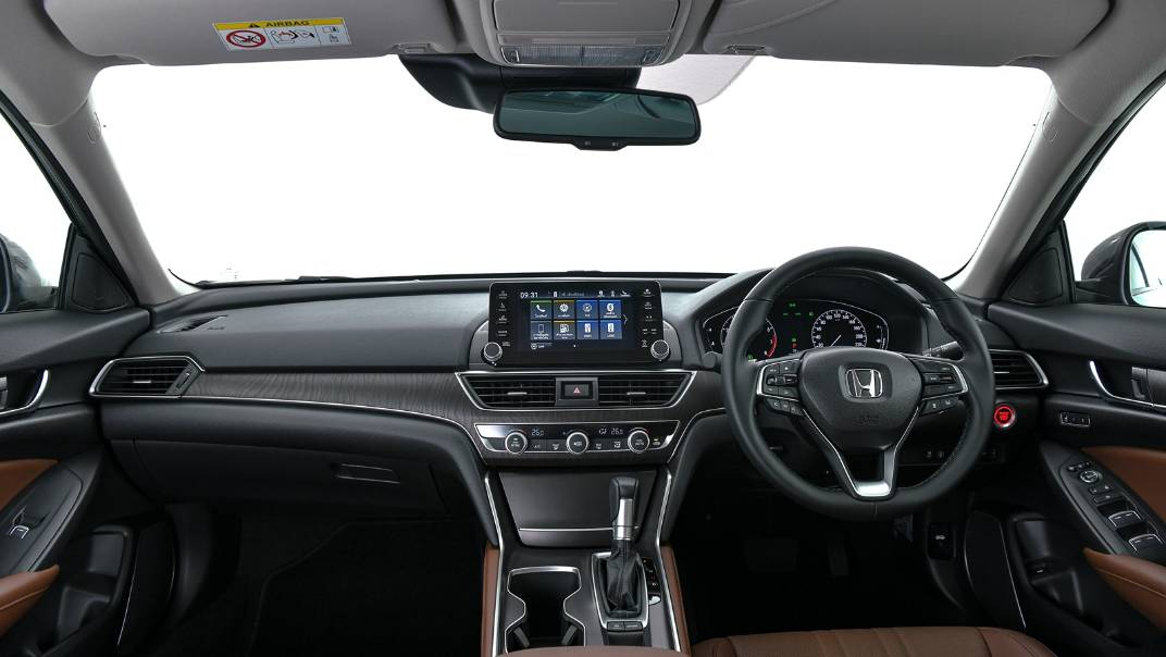 2021 Honda Accord 1.5 Turbo EL Interior 073