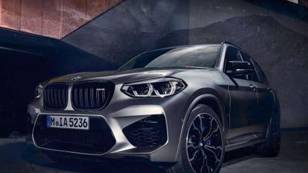 BMW X3-M 2020 Exterior 002