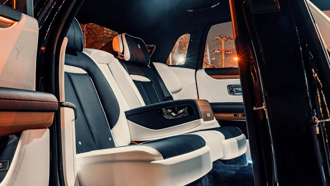 2021 Rolls Royce Ghost Interior 003