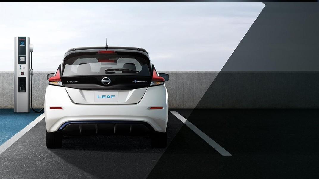 Nissan Leaf 2020 Exterior 008