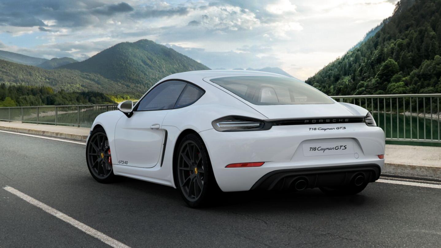 Porsche 718 2020 Exterior 003