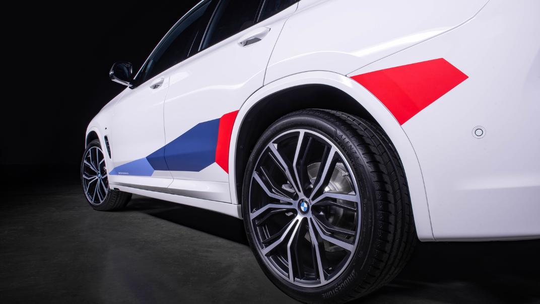 2021 BMW X3 xDrive20d M Sport Exterior 009
