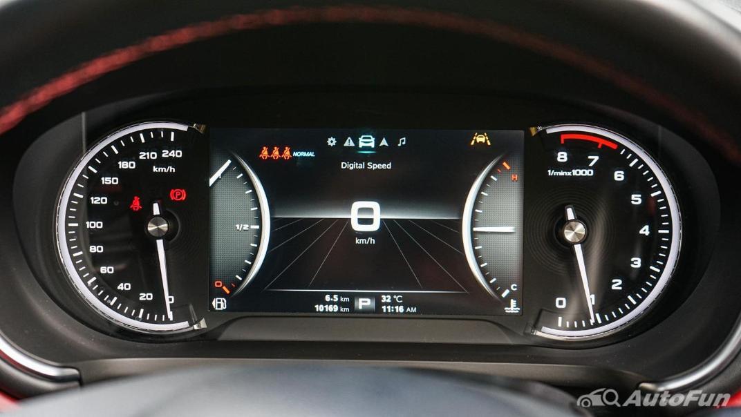 2020 MG HS 1.5 Turbo X Interior 004