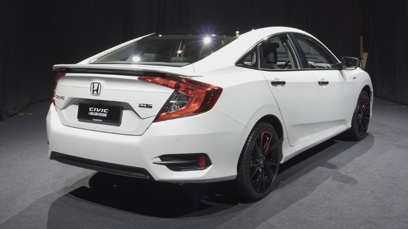 Honda Malaysia แจกรถ 7 คันรุ่นแต่งฉลองผลิต 1 ล้านคัน ไทยล่ะ ทำบ้างไหม... 02