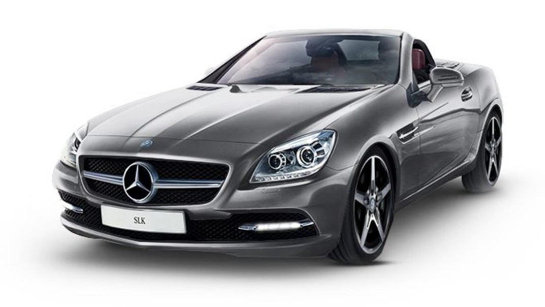 Mercedes-Benz SLK-Class 2020 Exterior 014