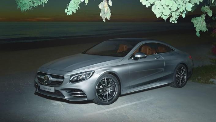 Mercedes-Benz S-Class Coupe 2020 Exterior 001