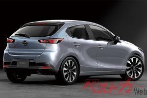 All-New 2021 Mazda 2 เปิดตัวแน่นอนกันยายนนี้ ลือหึ่งมาพร้อมขุมพลังไฮบริด