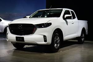 Mazda เล็งต่อยอดกระบะซิ่ง-แต่งโหด เสริมไลน์ 2021 Mazda BT-50