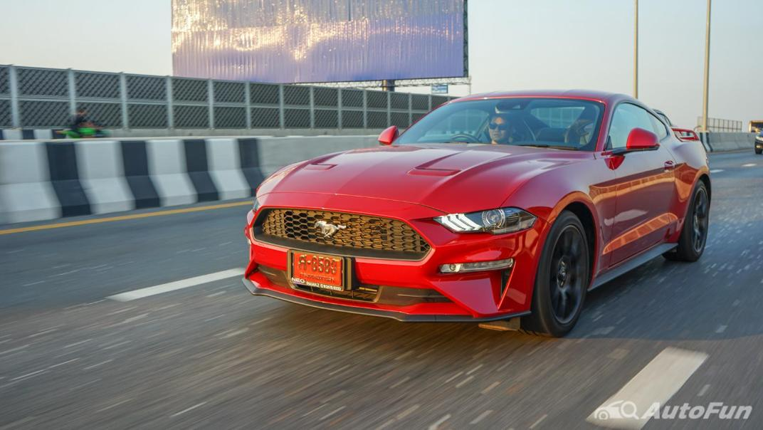 2020 Ford Mustang 2.3L EcoBoost Exterior 045