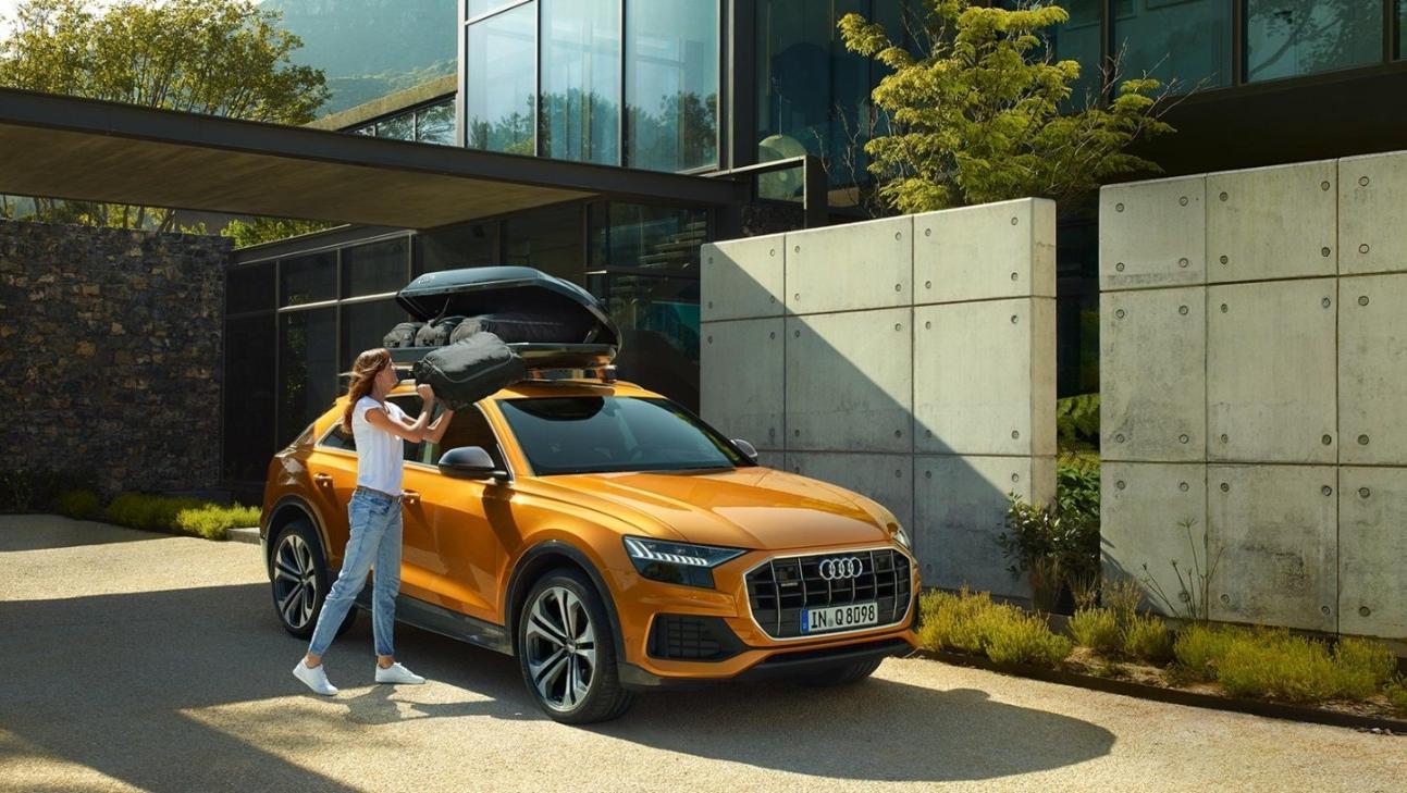 Audi Q8 2020 Exterior 012