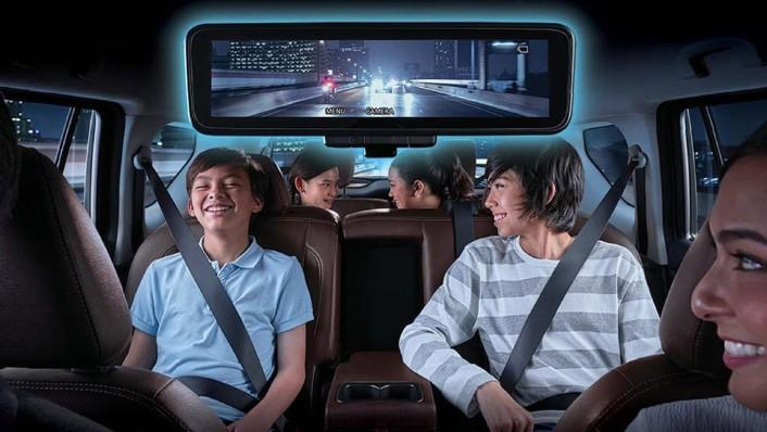 Nissan Terra 2020 Interior 004