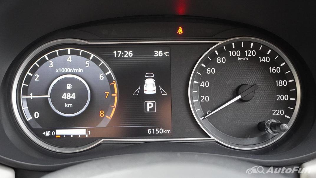 2020 Nissan Almera 1.0 Turbo VL CVT Interior 008