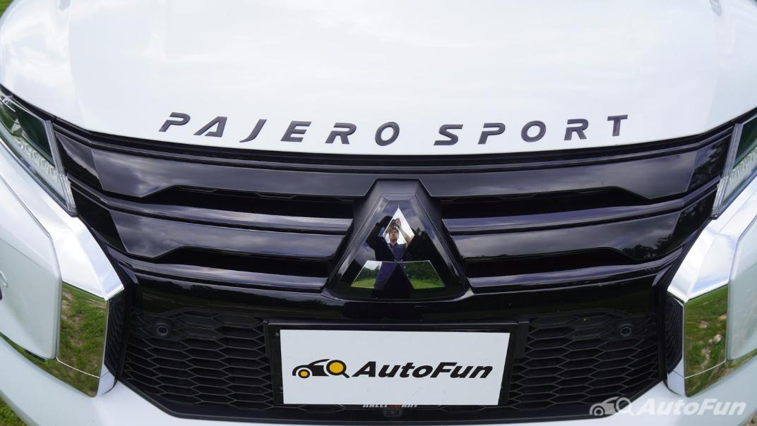 2020 Mitsubishi Pajero Sport 2.4D GT Premium 4WD Elite Edition Exterior 015